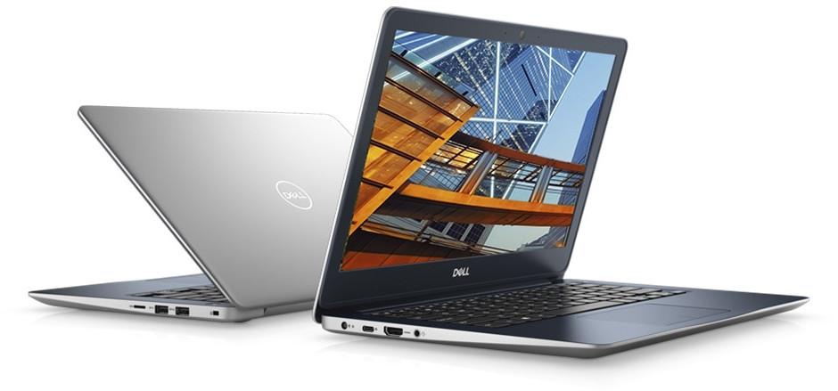 """Dell Inspiron 5370 13,3"""" FHD, Core i7, 256GB SSD, 8GB RAM, Radeon 530, W10Pro"""